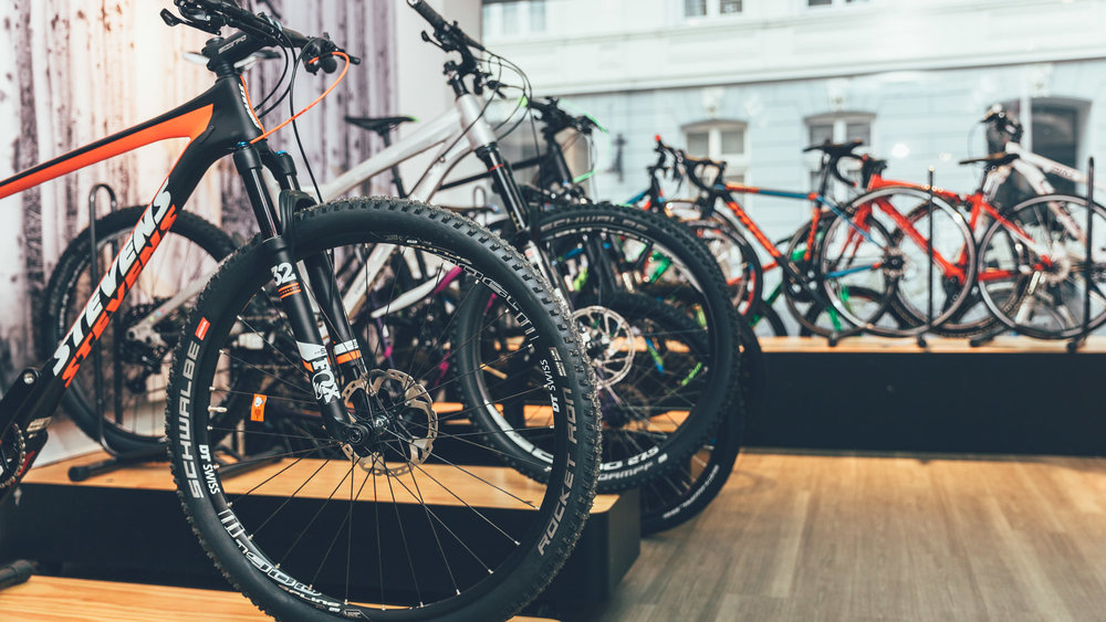BIKE-FABRIK SHOWROOM I