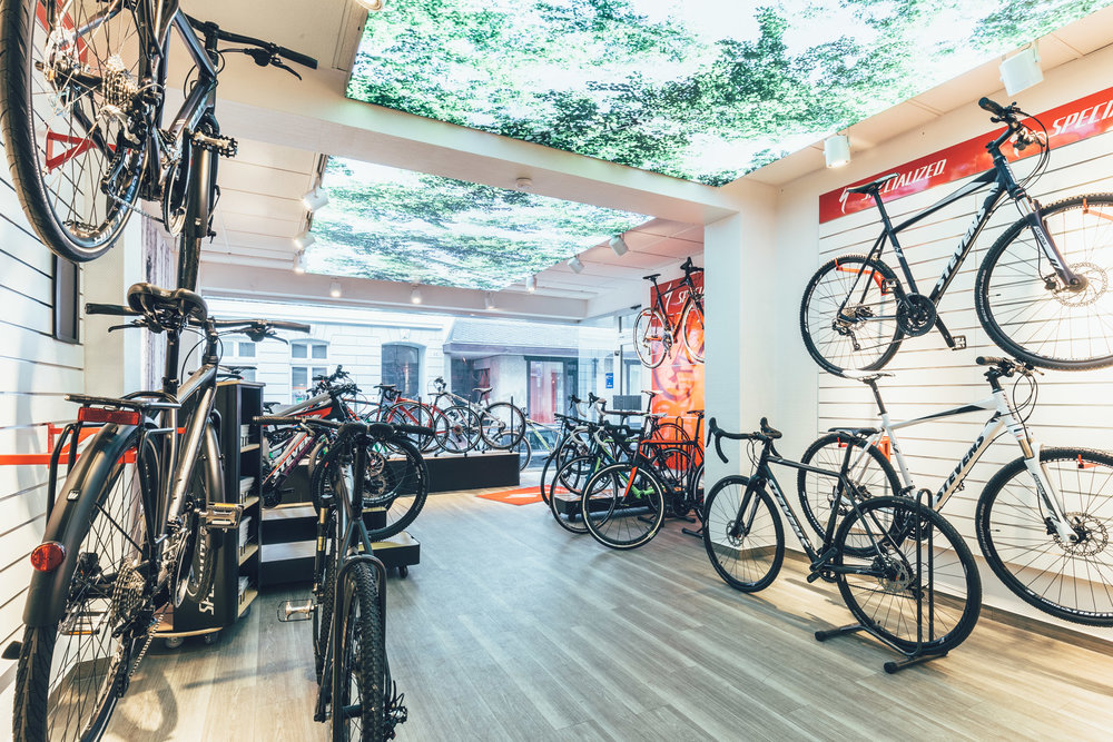 BIKE-FABRIK SHOWROOM II