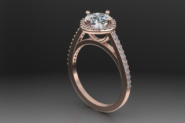 Halo Cushion Ring rendering  4 rose.jpg