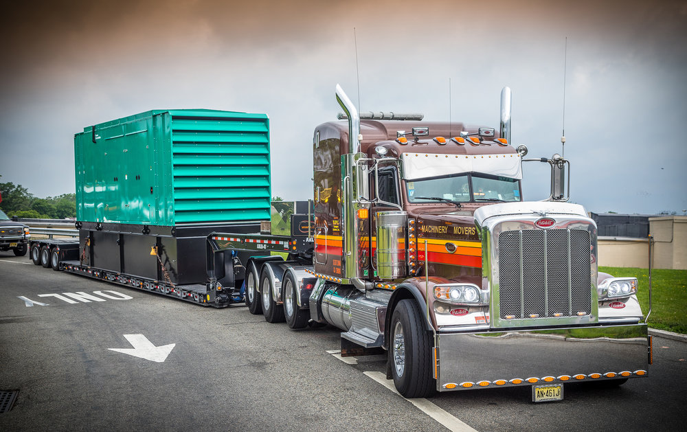 HEAVY HAUL TRUCKING - Asset based ,Over-Sized & Over-Dimensional cargo transportIn House Permits, Logistics and Escorts