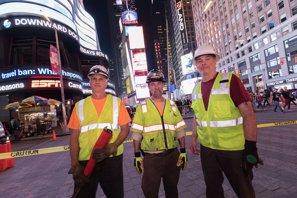 Heavy Haul Expert in Times Square NY