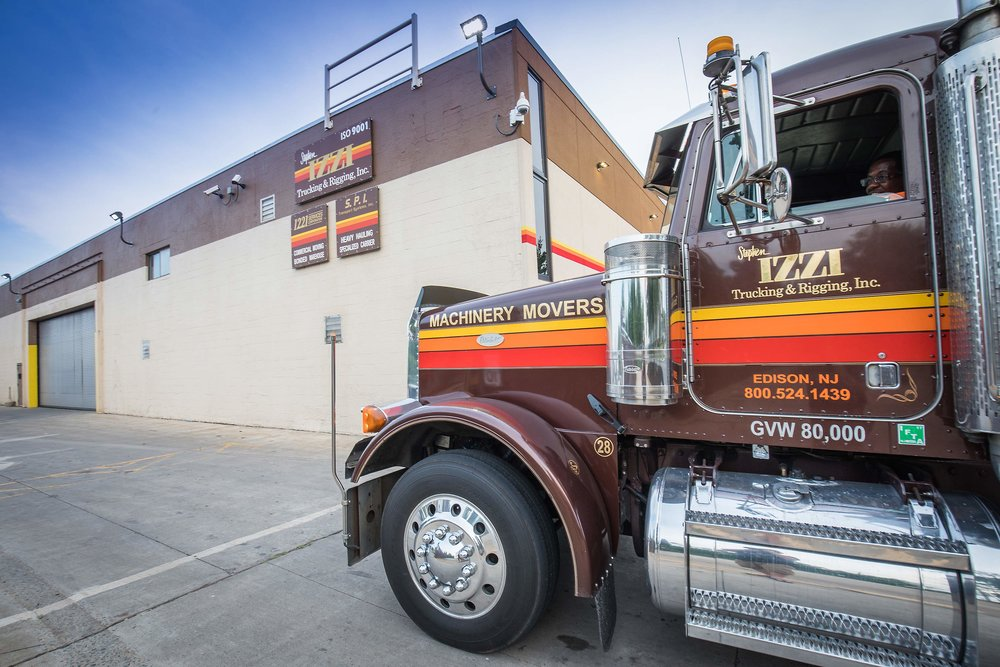 Stephen Izzi Trucking & Rigging