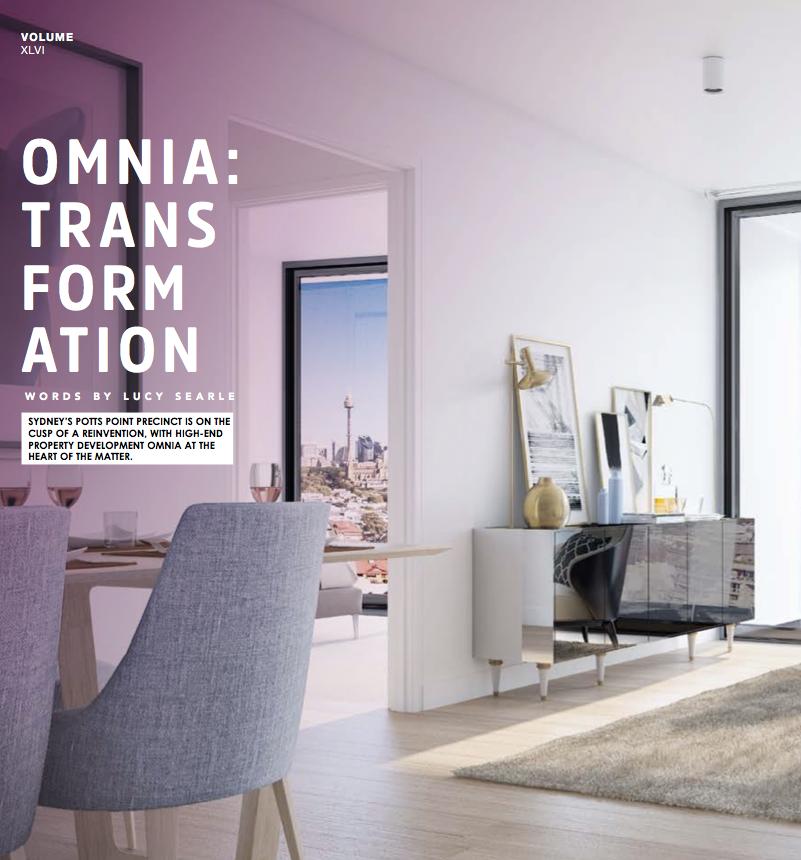 OMNIA: TRANSFORMATION