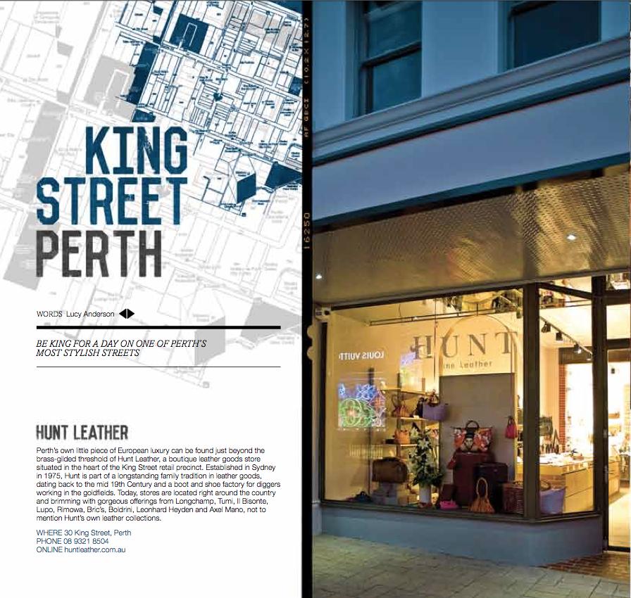 KING STREET, PERTH