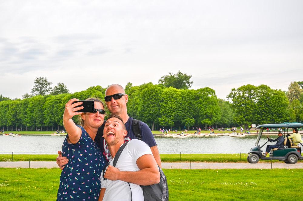 Selfie-time ;-)