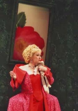 Queen Isabella in Soler's Una Cosa Rara