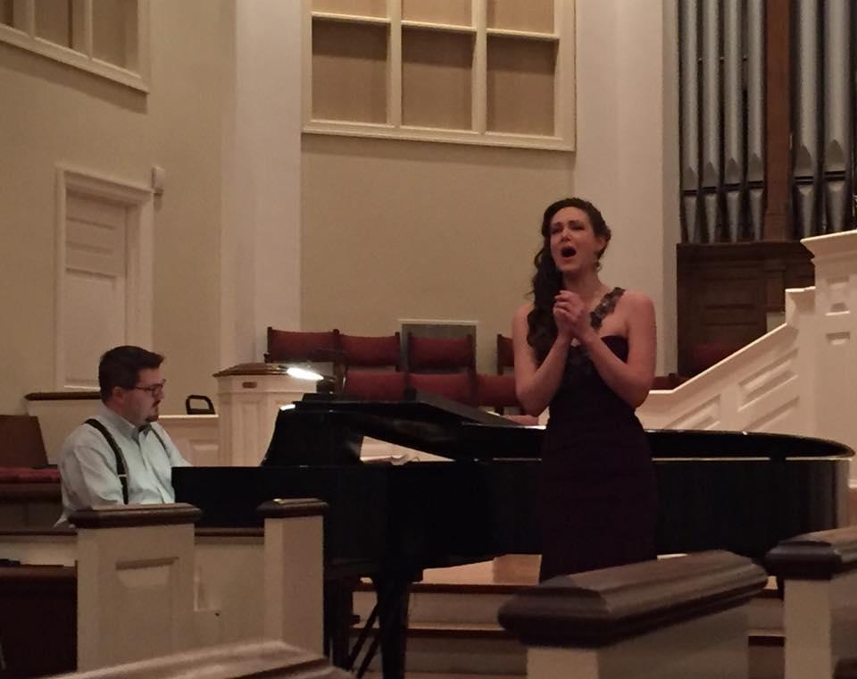 AD Chelsea Miller final degree recital