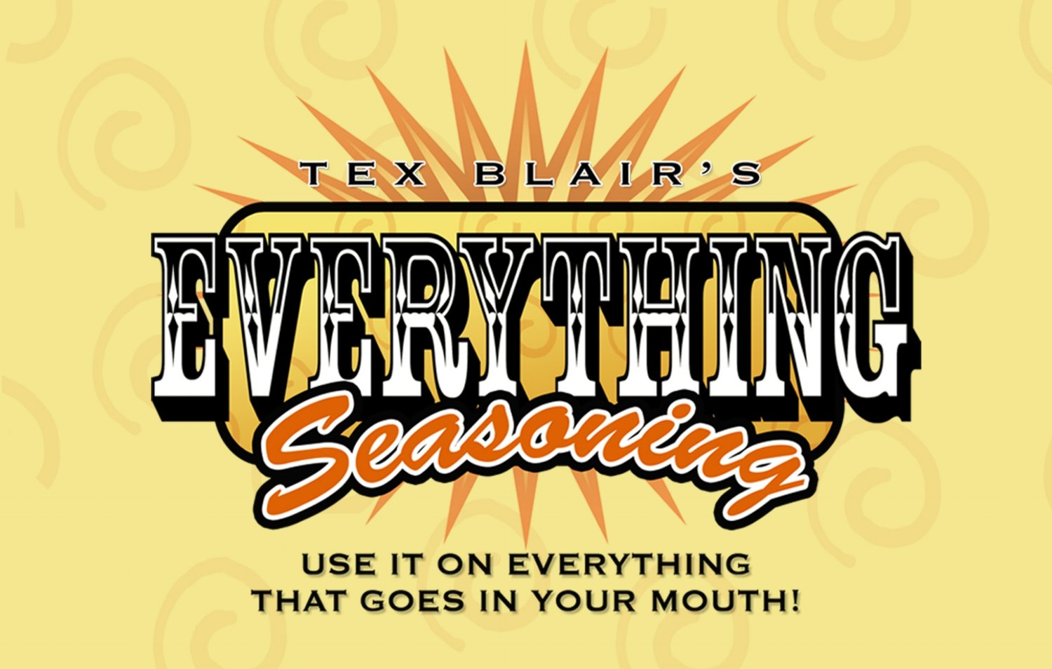Tex Blair's Everything Seasoning
