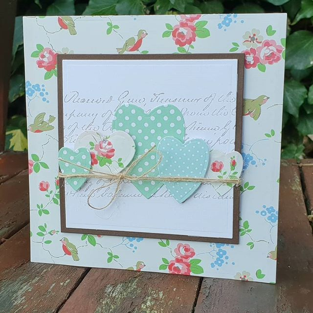 Discover the wonder that is @scrapbookadhesivesby3l 3D Foam Squares, chatting about them in the H&C blog today #hopeandchances #scrapbookadhesiveby3l #diecutting #cardmaking #adhesives #valentinesday2018