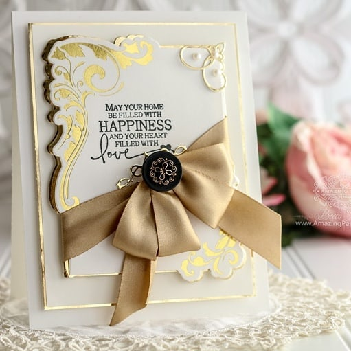 New arrivals on the website, @amazingpapergrace Glimmer Hot Foil Plates, gorgeous designs and now in stock! #hopeandchances #homeallthingsspellbinders #beccafeeken #diecutting #glimmer
