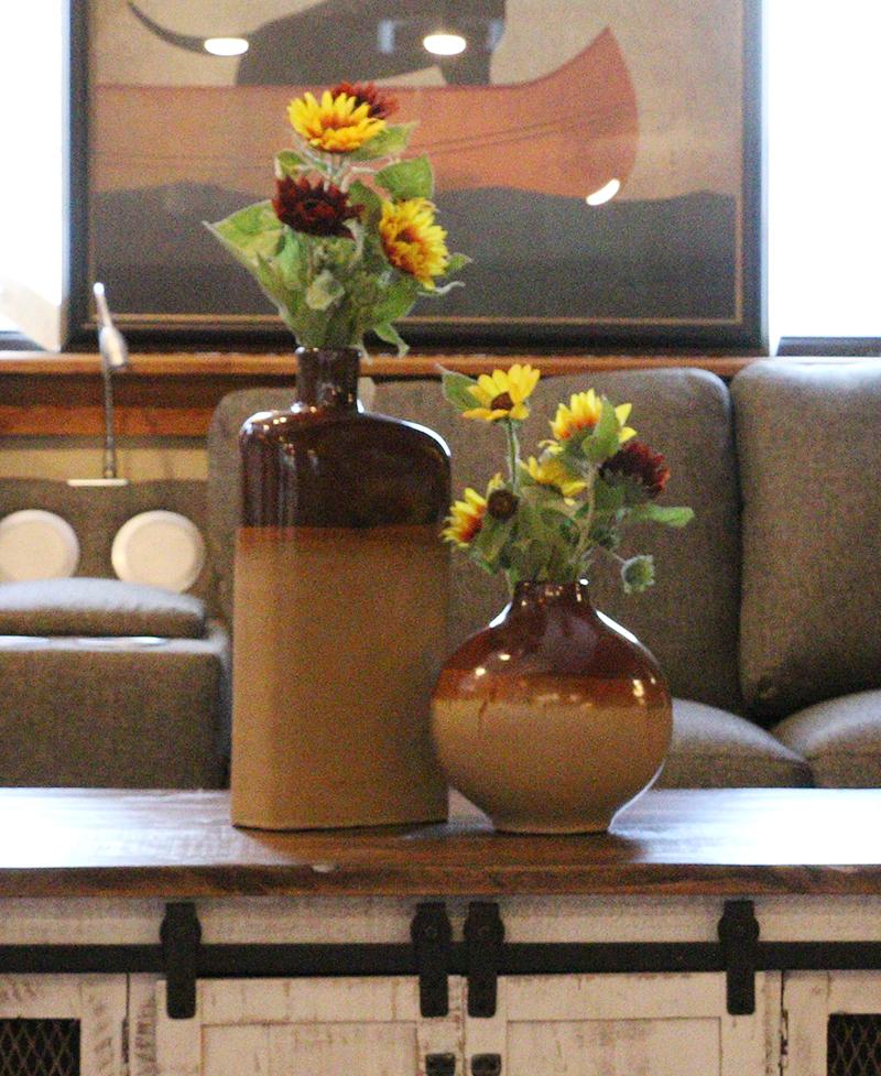 Sienna Desert Vases   #5424 #5423