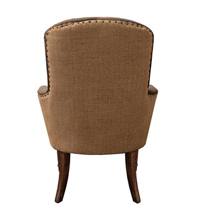 Elle Chair Back Detail