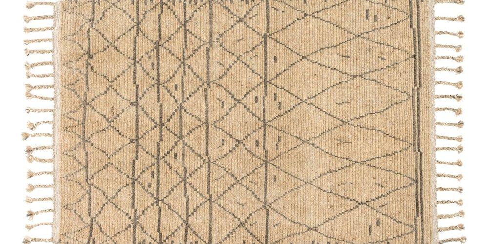 Navajo Wool Rug   #6886