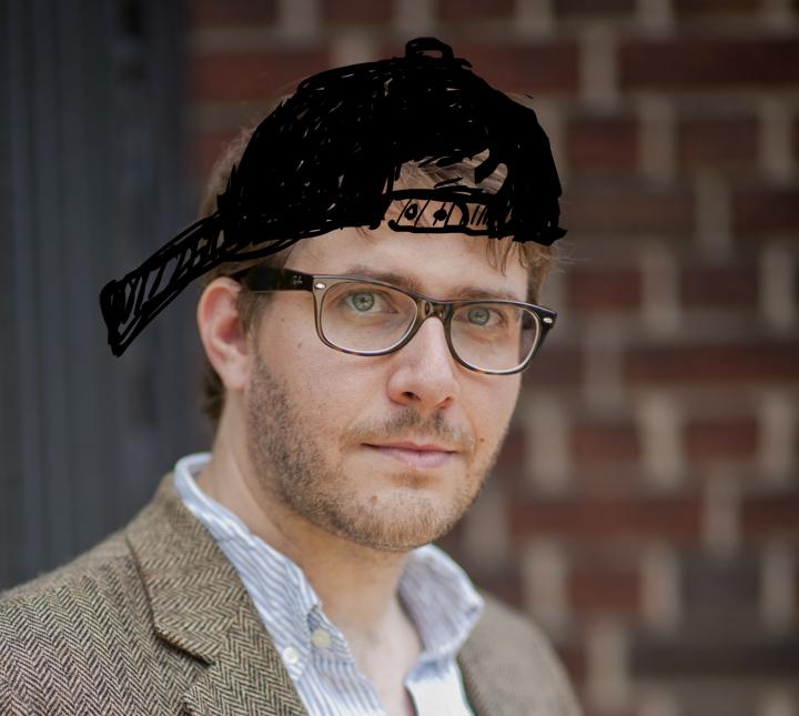 A STUPID HAT!