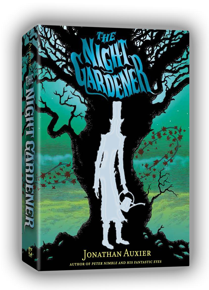 NightGardener - 3d Cover