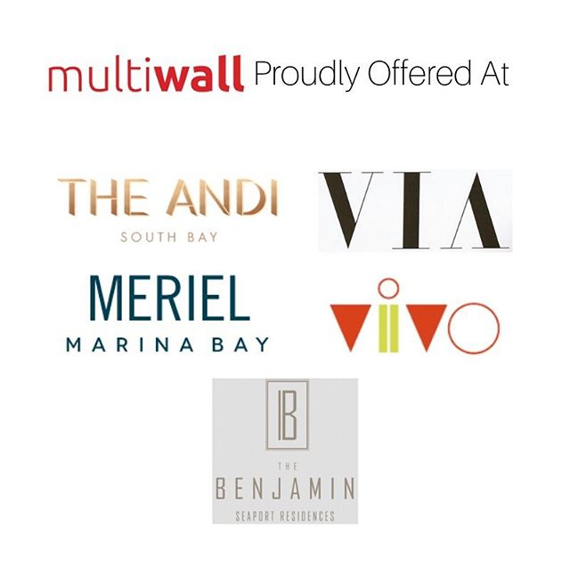 It doesn't feel good to be left off the list. Ask you landlord how your apartment can be equipped with Multiwall.