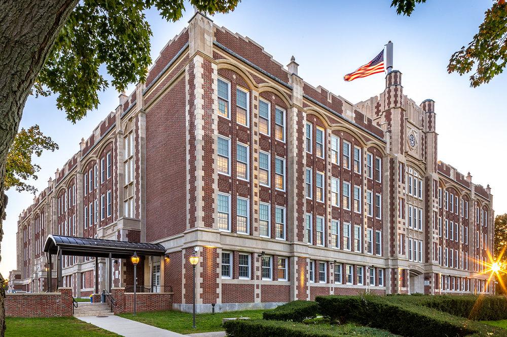 1st Sgt Dupont School