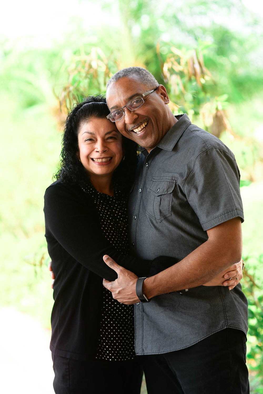Pastor Carl & Olivia Farmer