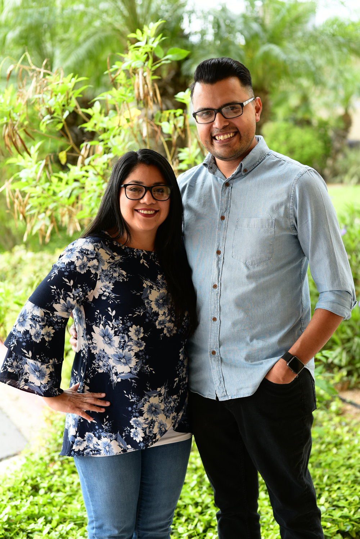Pastor David & Maricela Mendoza