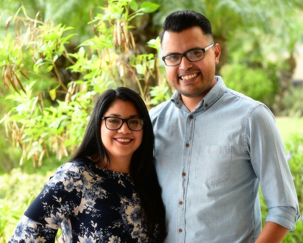 Pastor David & Cel Mendoza