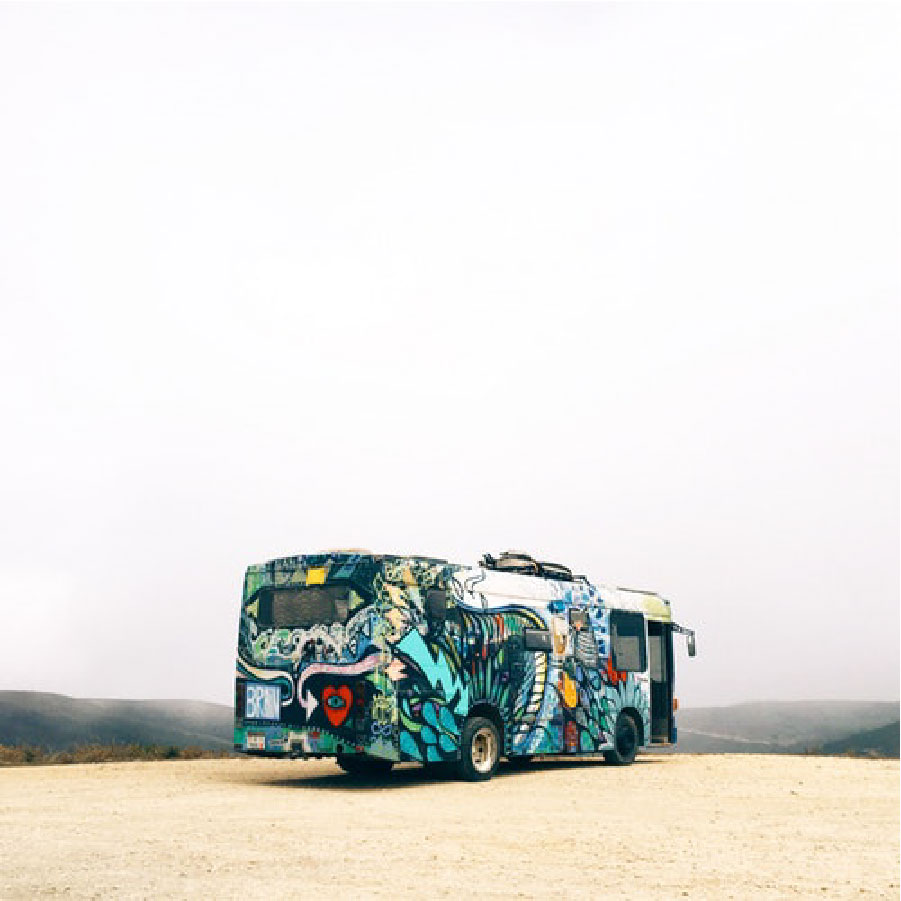 Convert a bus into your dream skoolie -