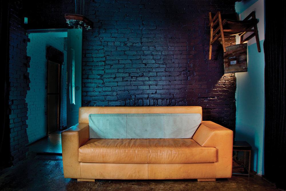 Pullman, sofa