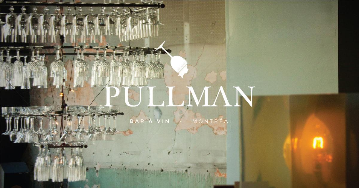 PULLMAN Bar Vin Montral
