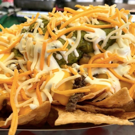 Gnarly Nachos