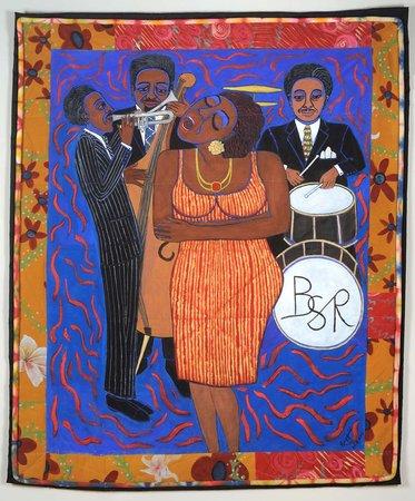 Jazz, Faith Ringgold