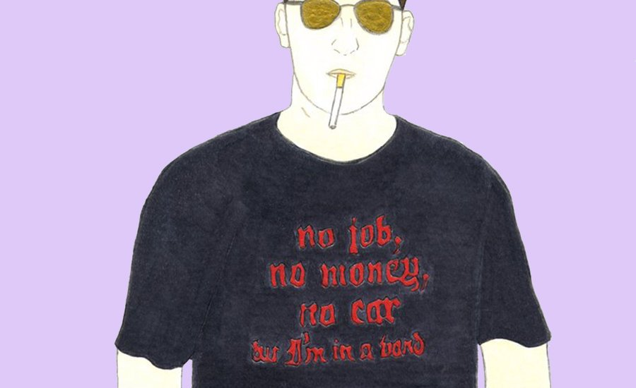 "Jeanne Susplugas, ""No job, no money…"", 2009"