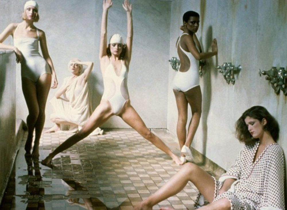 Deborah Turbeville , Bath House Series , 1975