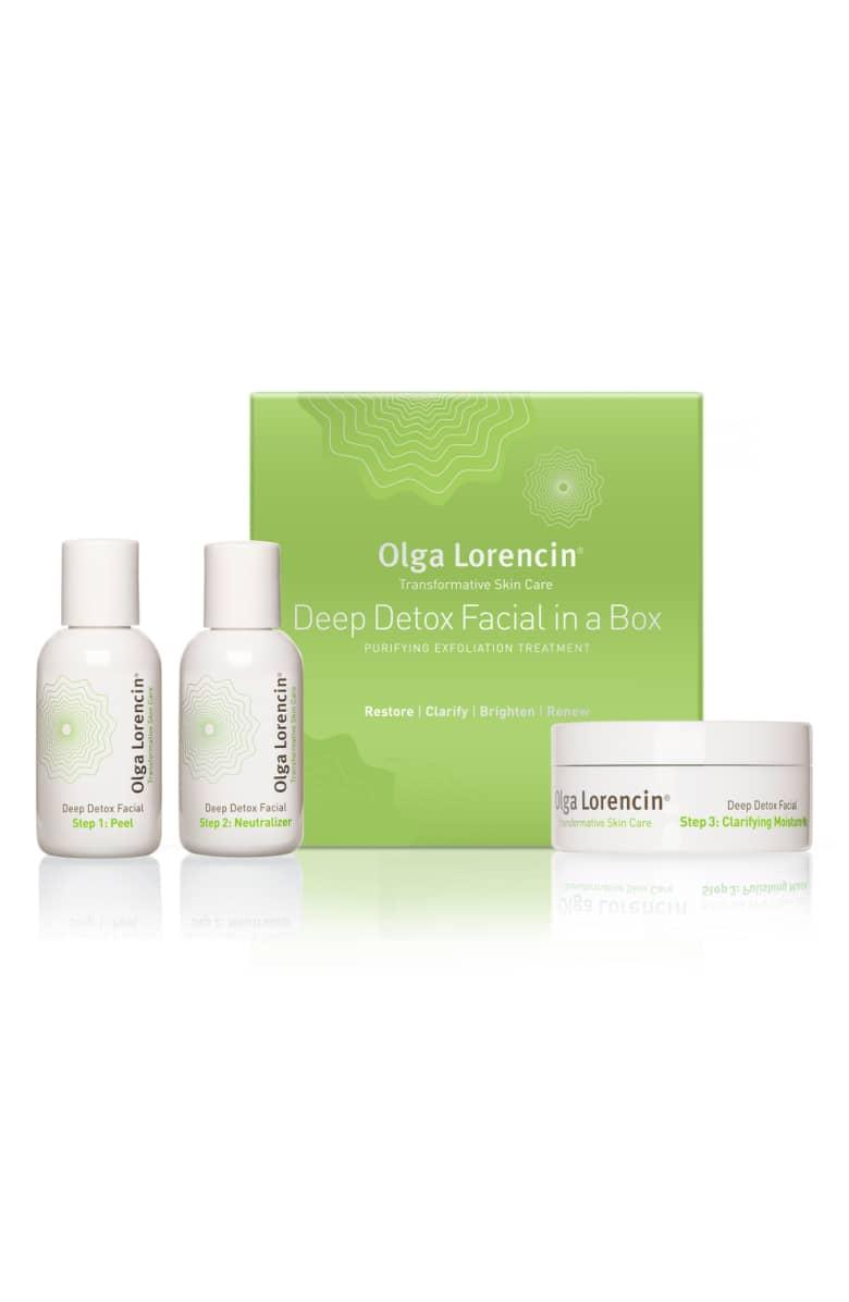 - Deep Detox Facial by Olga Lorencin Skincare
