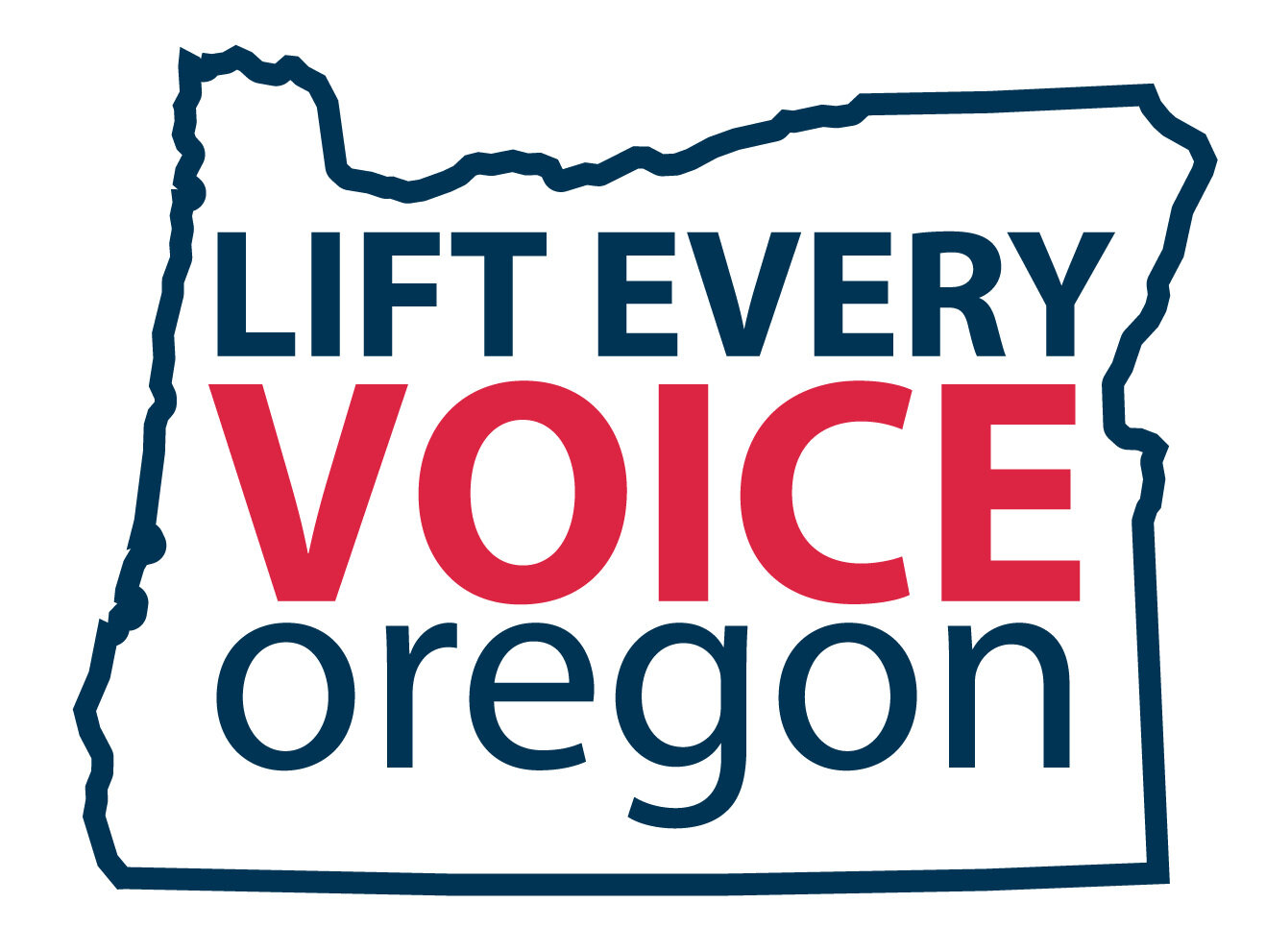 Lift Every Voice Oregon