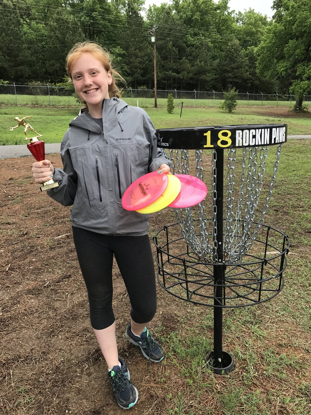 2017 Spring Fling - My first Win - Round 1 at Burns Blue, Round 2 at Pine Valley