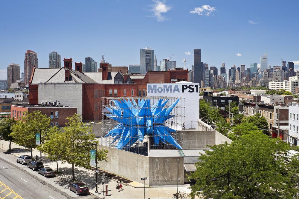 MoMA PS1 / Michael Moran