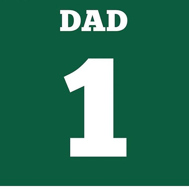 Happy Father's Day to all the amazing Mizza dads!! ♥️