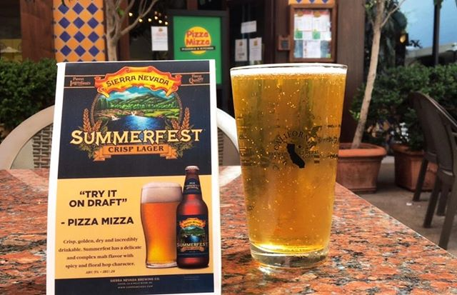 Nothing like Summerfest Lager to beat this heat ☀️