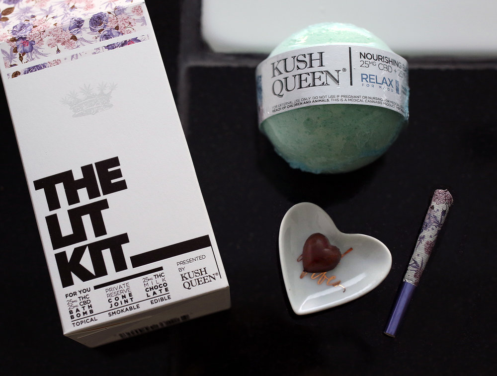 The Lit Kit by Kush Queen