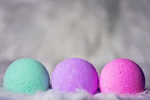 Bath Bombs With Benefits Kush Queen Thc Cbd Products