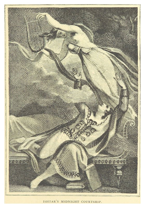 Ishtar's Midnight Courtship
