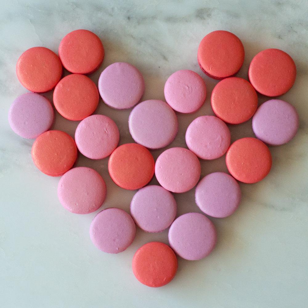 Macaron Heart