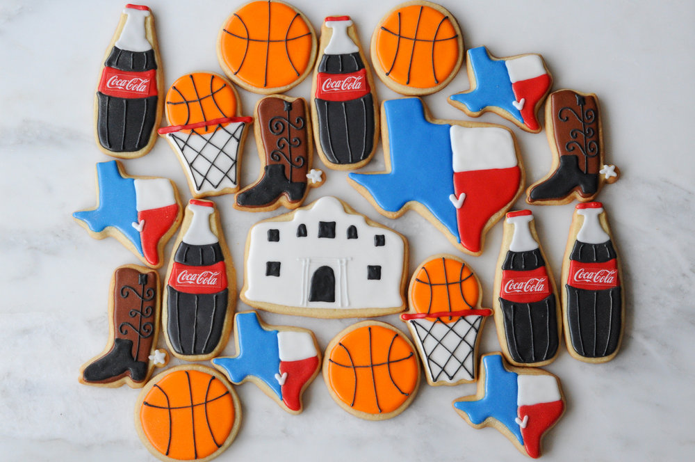 CocaCola Final Four Cookies.jpg