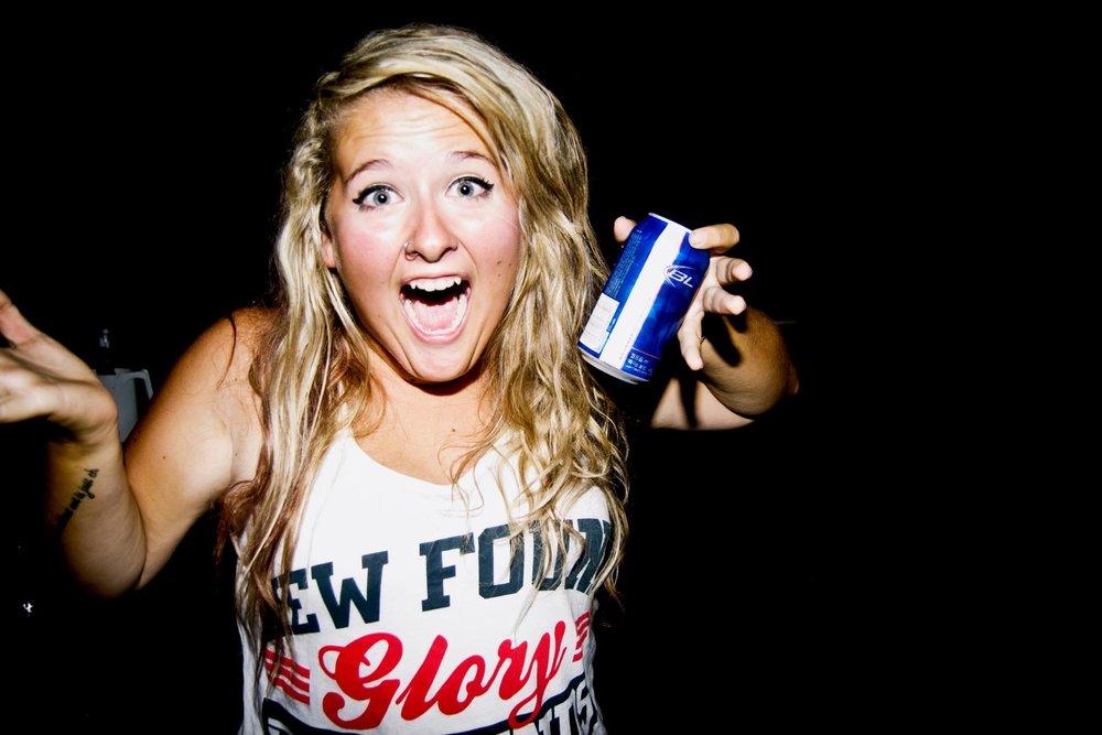 Meet college Haley!