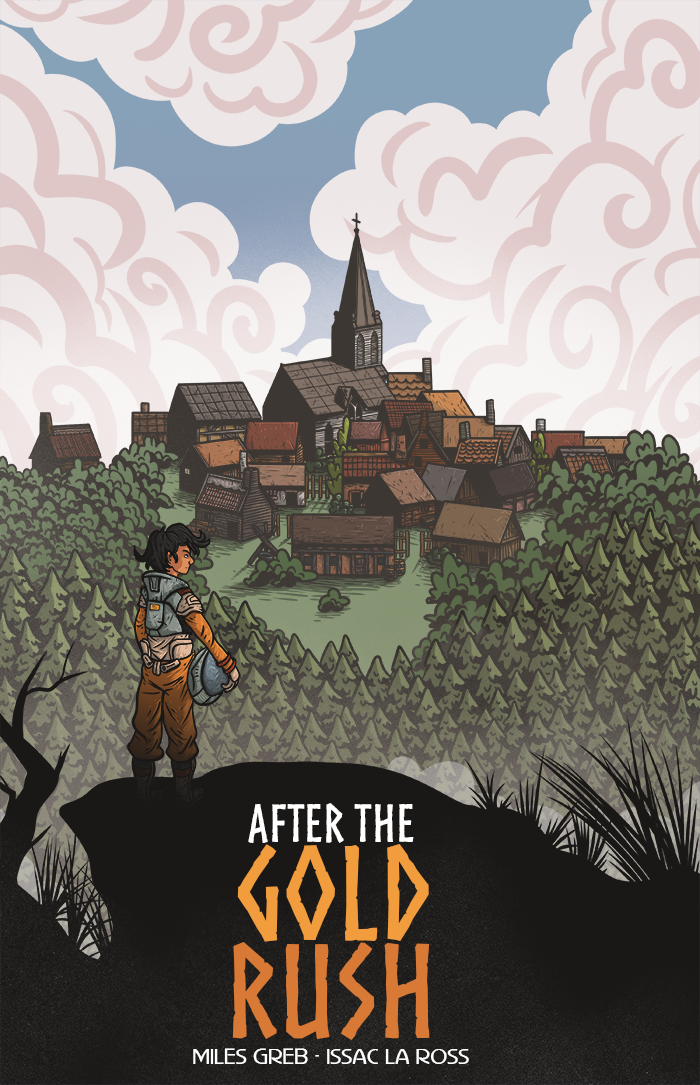 Client - After the Goldrush