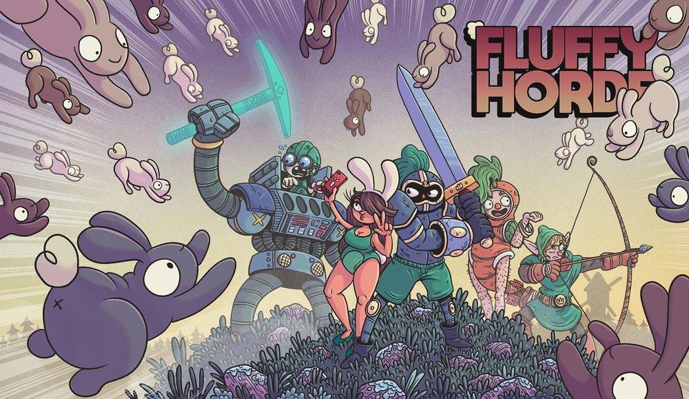 Client - Fluffy Horde Game