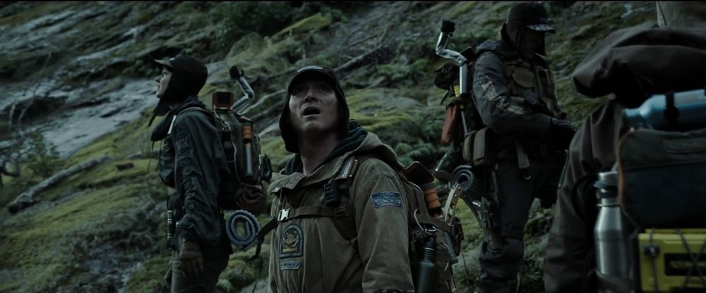 Katherine Waterston and Billy Crudup in  Alien: Covenant