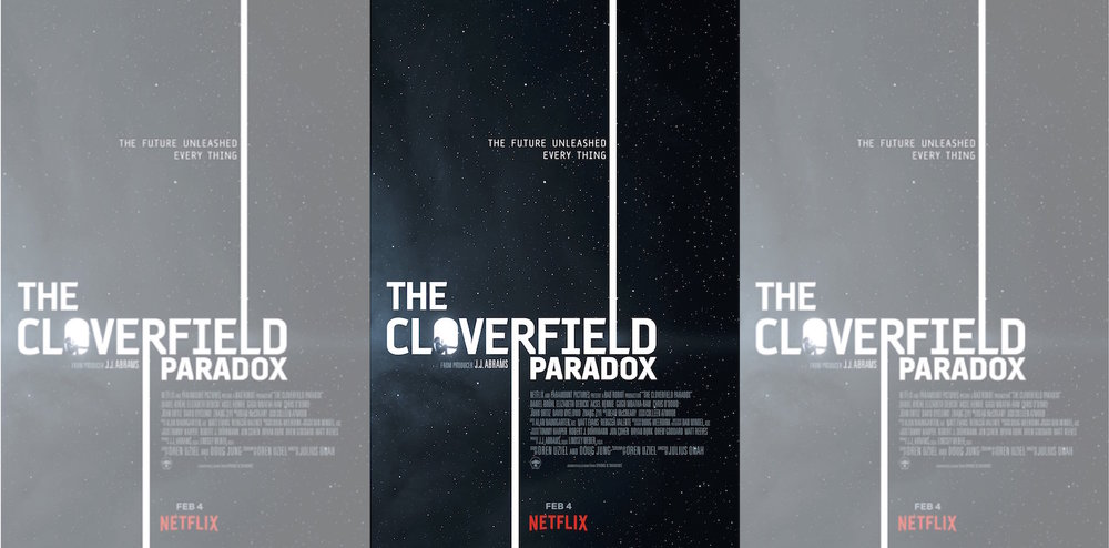 By George — The Cloverfield Paradox