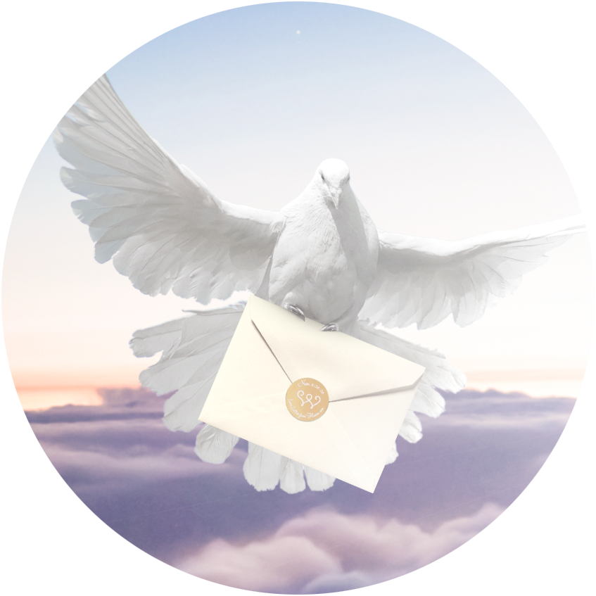 About Love Letters from Heaven
