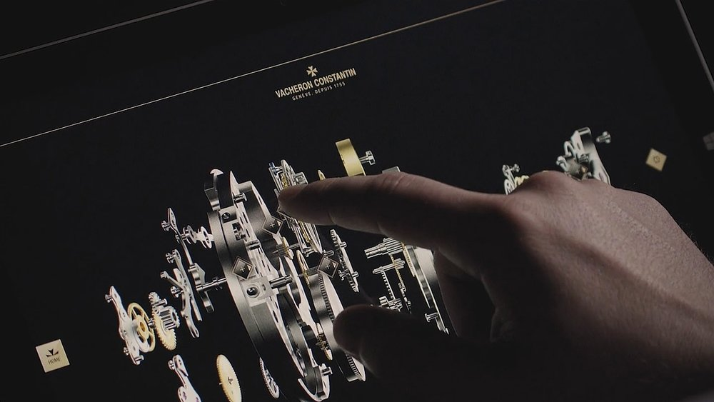 Vacheron Contantin - Harmony Application