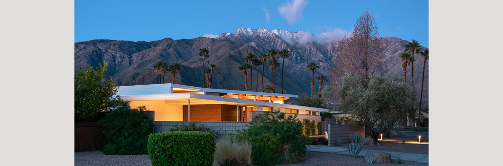 Axiom Desert House - Palm Springs, CA